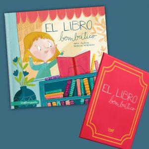 Libro infantil El libro bombático